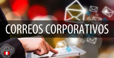 correos corporativos peru