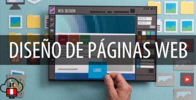 diseño de paginas web peru