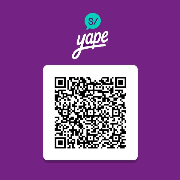 pagar hosting y dominio con yape